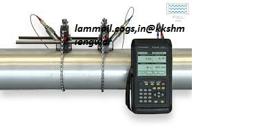 Clamp On Portable Ultrasonic Flow Meters