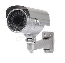 LED CCTV Camera