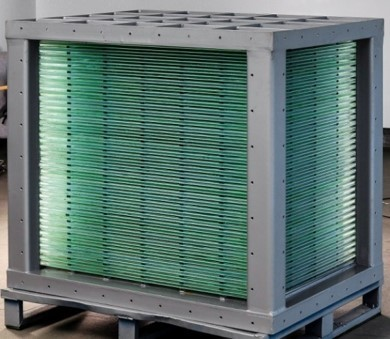 Glass Plate Heat Exchanger (Glass Plate Air Preheater)