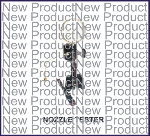Nozzle And Injector Tester