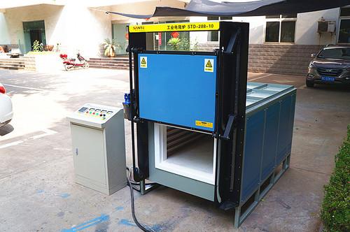 STD-96-12 Industrial Muffle Furnace