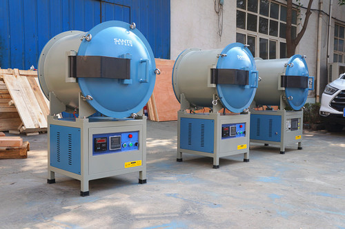 STZ-3-14 Vacuum Muffle Furnace in   New&High-tech Development zone