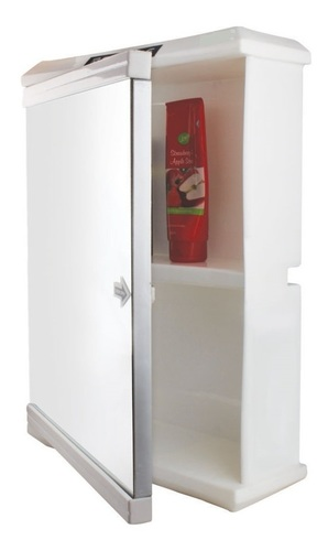 PVC Bathroom Cabinet With Mirror at Price 1150 INR/Set in ...