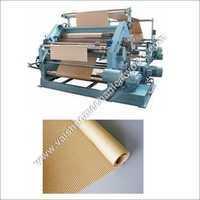 Single Face Paper Corrugation Machine in  24-Sector