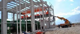 Structural Crane Rental Service