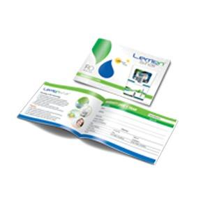 Warranty Card Printing Cards