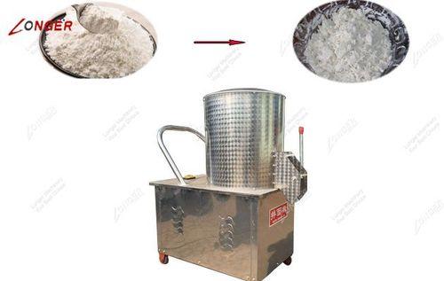 Semi Automatic Flour Mixing Machine