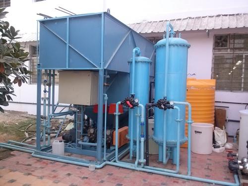Sewage Treatment Plant in  Parvati
