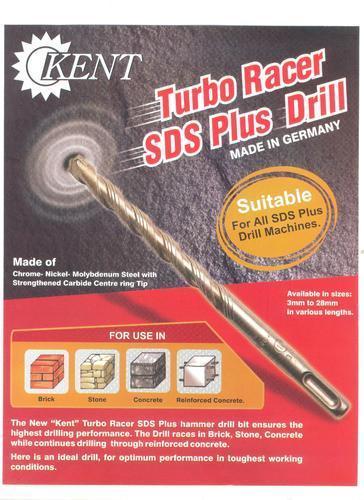 Turbo Racer SDS Plus Drill