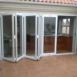 Aluminum Sliding Folding Door