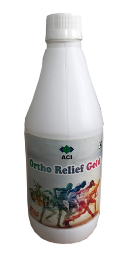 Ortho Relief Gold Juice