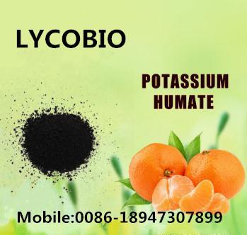 Humic Acid Potassium Humate Crystal For Plants