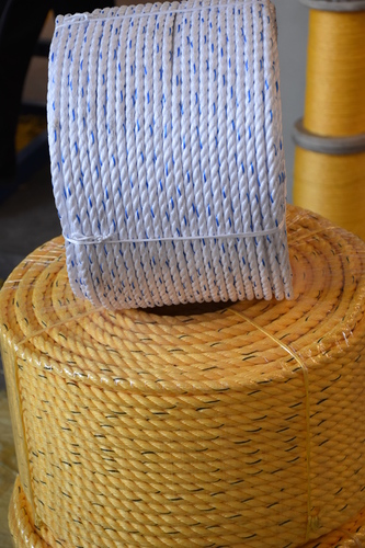 PP Danline Ropes (2mm - 40mm) - NEW SWASTIK ROPE INDUSTRIES, Plot No