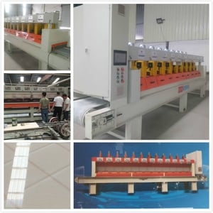 Wall Tiles Biscuit Polishing Machines