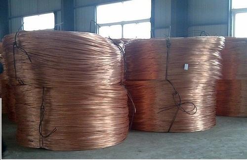 Copper Millberry Scrap (99.9% Min)