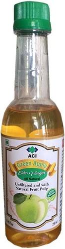 Fresh Green Apple Vinegar Syrup