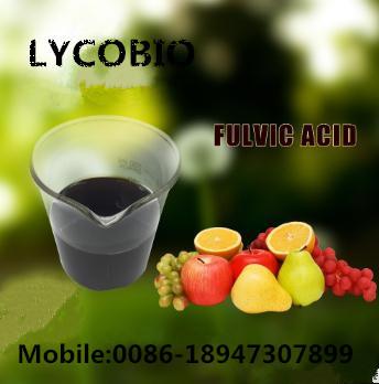 Lycobio Growth Organic Liquid Fertilizer