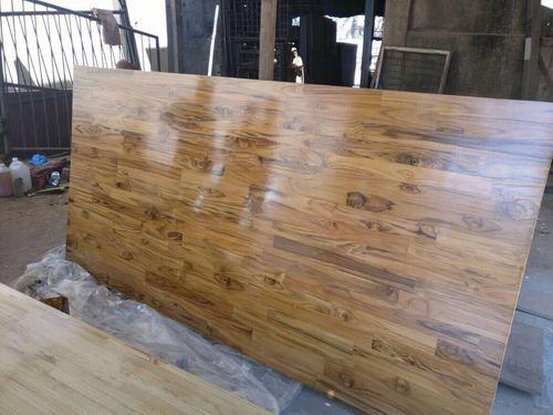 Solid Teak Wood Boards Nav Nirman Industries Plot No 6