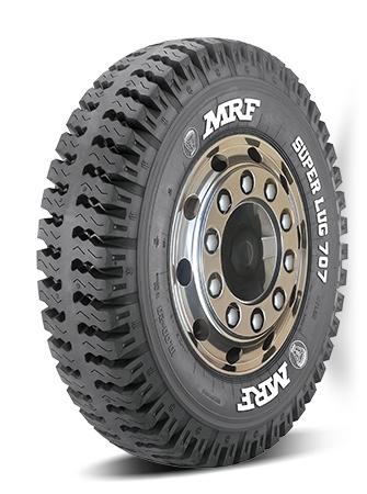 Truck Tyres (MRF)