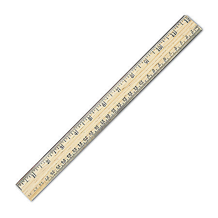 Wood Measure Scale