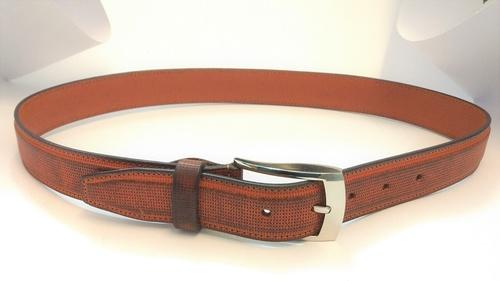 Leather Profile Belts in  Jajmau