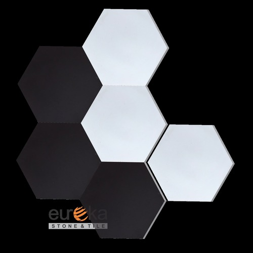 Encaustic Handmade Cement Hexagon Tiles