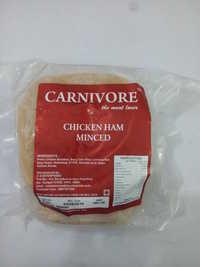 Pure Chicken Ham Minced