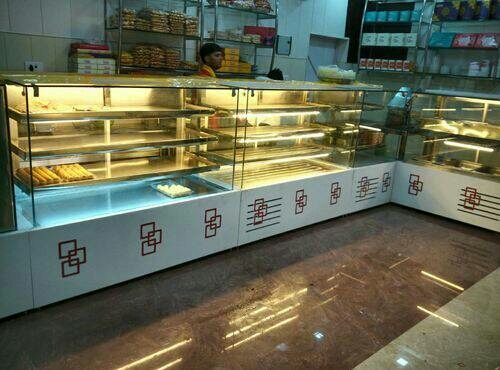 Commercial Sweet Display Counters in  Begumpur