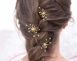 Attractive Flower Hair Pin