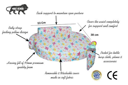 Blue Series Bed Sheet Set