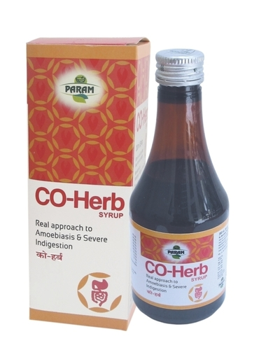 Co Herb Syrup