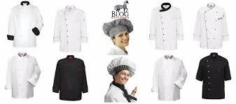 Customized Chef Uniform