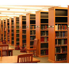Library Book Racks