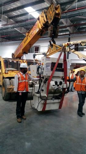 Reliable Crane Hiring Service