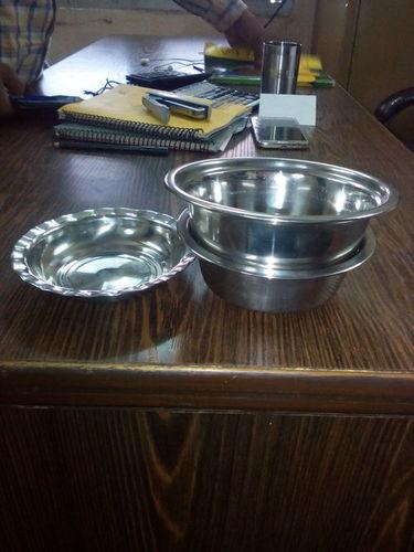 Stainless Steel Bowl - Glory Steel, Plot No C-40, Wazirpur