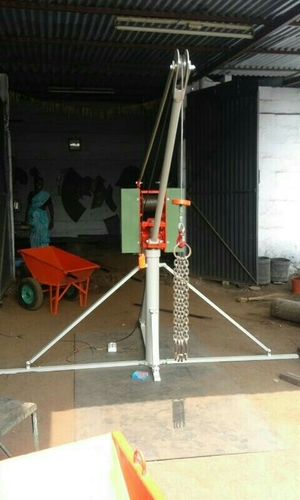 Material Handling Rope Lifts