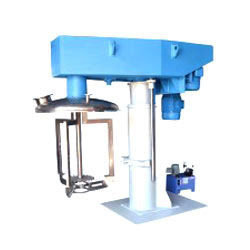 Twin Shaft Mixer Machine