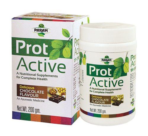 Prot-active Powder