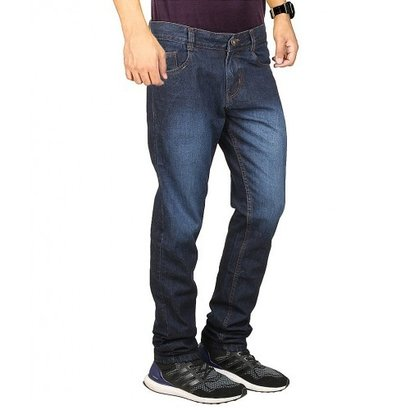 Seasons Navy Regular Fit Jeans Fabric Weight: 300 Drams (Dr)