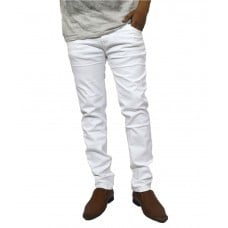 Seasons White Skinny Basic Jeans Fabric Weight: 300 Drams (Dr)