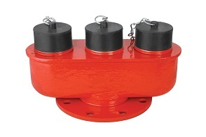 3 Way Valve 294-196 for Fire Fighting