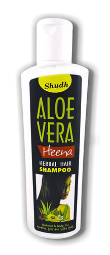 Aloevera Heena Herbal Shampoo in   Ladpura