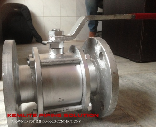 Industrial Stainless Steel Valves