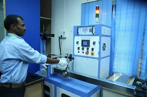 Motorized Version Torque Wrench Calibration System