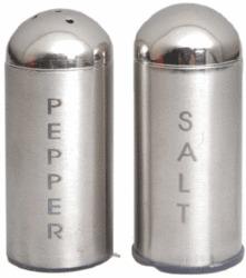 Stainless Steel Salt Pepper Shaker