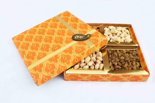 Cashew Dry Fruits Diwali Box