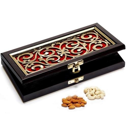Cashew Kernel Dry Fruits Diwali Box