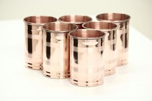 Silver Touch Glasses