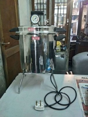 Stainless Steel Autoclaves