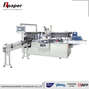 Automatic Box Type Facial Tissue Packing Machine